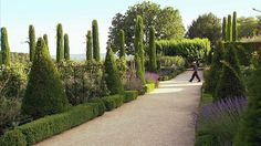 Monty Don BBC French gardens: In pictures