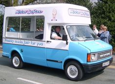 Ice-cream Van