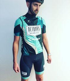 Killer new kit for @detoursmelbourne by @cuore_australia ✔️