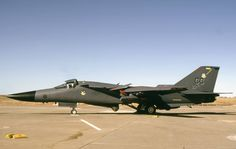 The F-111F (along with the rest of the F-111s), was stationed at Cannon AFB for a short while after Desert Storm until the Air Force, in their infinite wisdom, decided to retire the entire F-111 fleet.