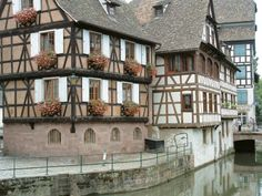 Have you visited these 9 French cities? They're all worth a look at.: Top French cities to Visit: Strasbourg in Alsace