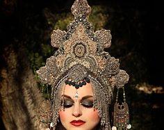 Cleopatra Headpiece Etsy