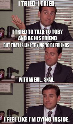 The Office-isms: Michael Scott Memes