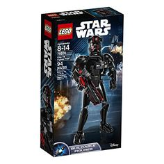 LEGO Star Wars Elite Tie Fighter Pilot 75526 Building Kit 94 Piece *** Want additional info? Click on the image. #Toys