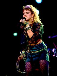In April of 1985, Madonna kicked off The Virgin Tour, her first North American tour.