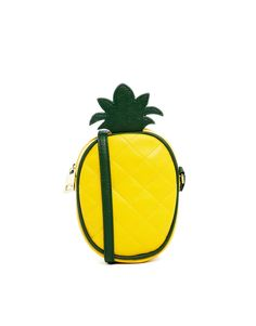 ASOS Pineapple Cross Body Bag