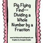 This is a great game that gets students up and moving while practicing the skill of dividing a whole number by a fraction. Students search the othe. Dividing Fractions, Math Fractions, 5th Grade Classroom, Classroom Ideas, Secondary Math, Free Math, Student Teaching, Elementary Math, 5th Grades