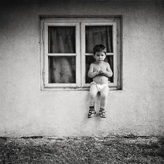 Boy and his window by Milica Tepavac  on 500px