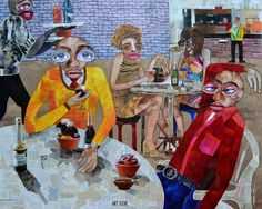 Understanding Contemporary African Art's Hard-won Rise to the Art World Main Stage