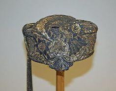 Coiffe pour femme / female hat Algérie / Algeria c. 1800