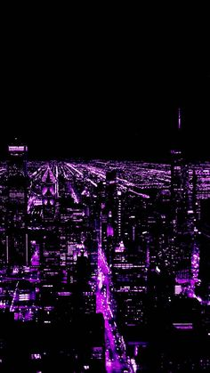 Purple City wallpaper by Silvathelucas - 62a5 - Free on ZEDGE™