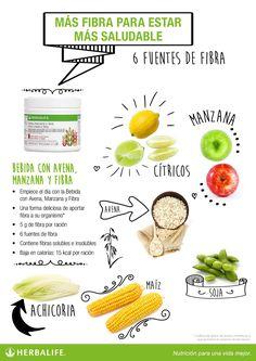 Aporte de #fibra necesaria en tu alimentación gracias a la #bebida de #avena…