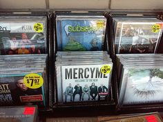 All your favorite Christian CDs bargain-priced at either $5 or $7.97!
