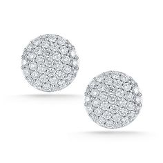 Pave Studs - these are Dana Rebecca but would get them from Scotty.