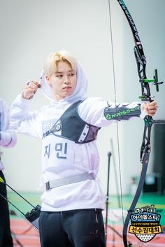 ISAC 2017 #Archery Jimin | BTS