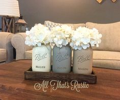 Perfect for Mantlepieces and Centerpieces
