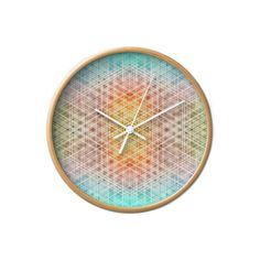 Intricacies Wall Clock