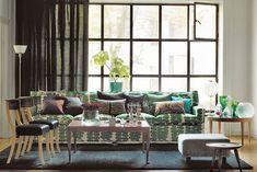 Nordic Designers Expose Wilder Side in Textiles #wallstreetjournal #kasthall #rugs