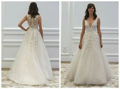 Rachel Zane Wedding Dress Suits anne barge spring collection 2016