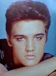 the elvis that should be my pool boy. if I had a pool.