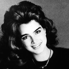Brooke Shields's Changing Looks - 1983  - from InStyle.com