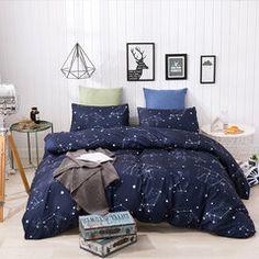 Blue Bedding Sets, Blue Duvet, Girls Bedding Sets, King Bedding Sets, Duvet Sets, Duvet Cover Sets, King Duvet, Star Bedding, Navy Blue Bedding