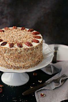 BOLO CREMOSO ITALIANO - Basta Cheio Cupcake Cakes, Cupcakes, Good Healthy Recipes, Vanilla Cake, Coco, Tiramisu, Tasty, Sweets, Ethnic Recipes