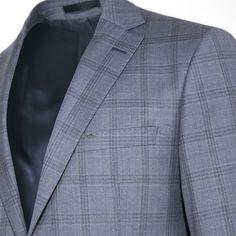 MAVİ TAKIM ELBİSE - BacciOnline Ted Lapidus, Suit Jacket, Suits, Jackets, Fashion, Down Jackets, Moda, Fashion Styles, Suit