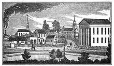 John Warner Barber drawing, 1839