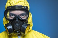Did you know that some people are bad for your health? In fact, they can be downright toxic. Toxic people often leave you feeling wounded, drained, negativ K Dick, Covert Operation, Hazmat Suit, Toxic People, New Words, Suits, How To Wear, Health, Conspiracy