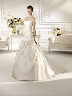 WhiteOne by Pronovias Nauta  #bruidsjurk #trouwjurk #weddingdress
