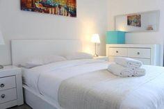 Photos of Tel Aviv 55 Apartments Tel Aviv, Hostel, Apartments, Israel, Bed, Photos, Furniture, Home Decor, Pictures