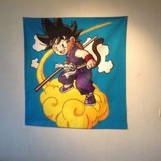 Dragon Ball Z Son Goten : Décoration pour enfants par doudoupaloma