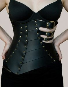 Nice. Once I get done losing weight, this would be an awesome addition to the corset collection!  Thanks, Amanda!