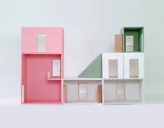 Doll Houses - purchase in units