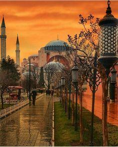 Ayasofya (Hagia Sophia) Istanbul