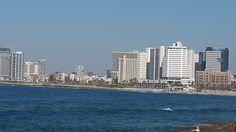 Tel Aviv, the view from Jaffa