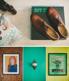 New Brunswick Groom Details - Wedding Photographer - Shari + Mike Photography