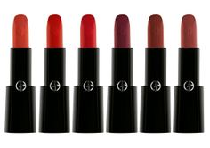 Giorgio Armani Beauty Kaleidoscope collection for fall 2013: lipsticks