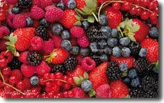 An den Früchten sollt ihr sie erkennen. Mt 7,16