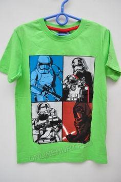 Bluzka Dziecięca Star Wars 66221  _A12  (3-8)