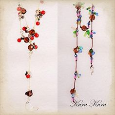 GARAGE A is hyped to launch our latest artisan jewelry label, Kura Kura! Think luscious beach couture necklaces skilfully handcrafted by the People of the Sea...  Shop stunning one of a kind pieces now at http://garagea.com/new.html !