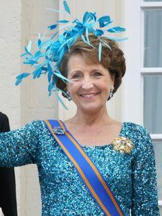 HRH Princess Margriet of the Netherlands