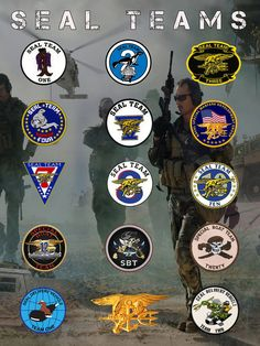 Navy Seals Poster Military Motivation Seal Teams Poster