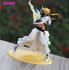 High Quality!!! Japanese Amine GEM BLEACH Tear Halibel 28cm PVC Action Figure Toys Models Gifts