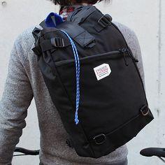 STROLL SLING *BLACK x BLUE* - 自転車 バッグの専門店 FREDRIK PACKERS