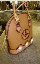 Uptmor Saddlery - Hand Tooled Leather Products-SR