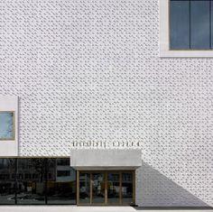 Plastic concrete façade 4 • Materia
