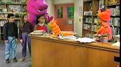 Barney & Friends: Books Are Fun! (Season 5, Episode 1) - YouTube