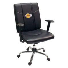 Dreamseat Desk Chair NBA Team: Los Angeles Lakers